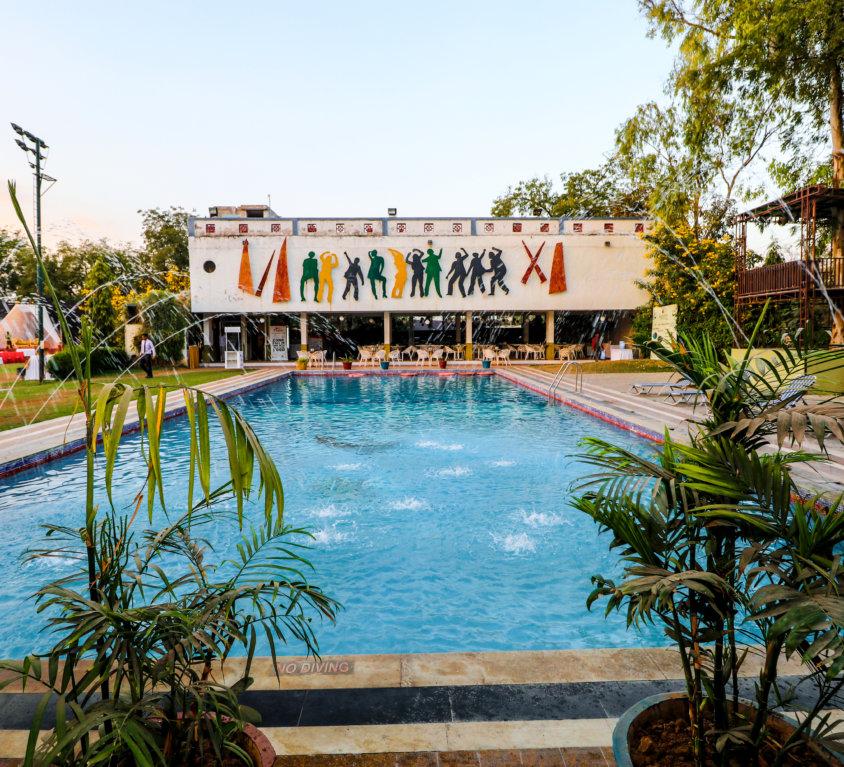 Whistling Meadows Resort & Lawns – Ahmedabad